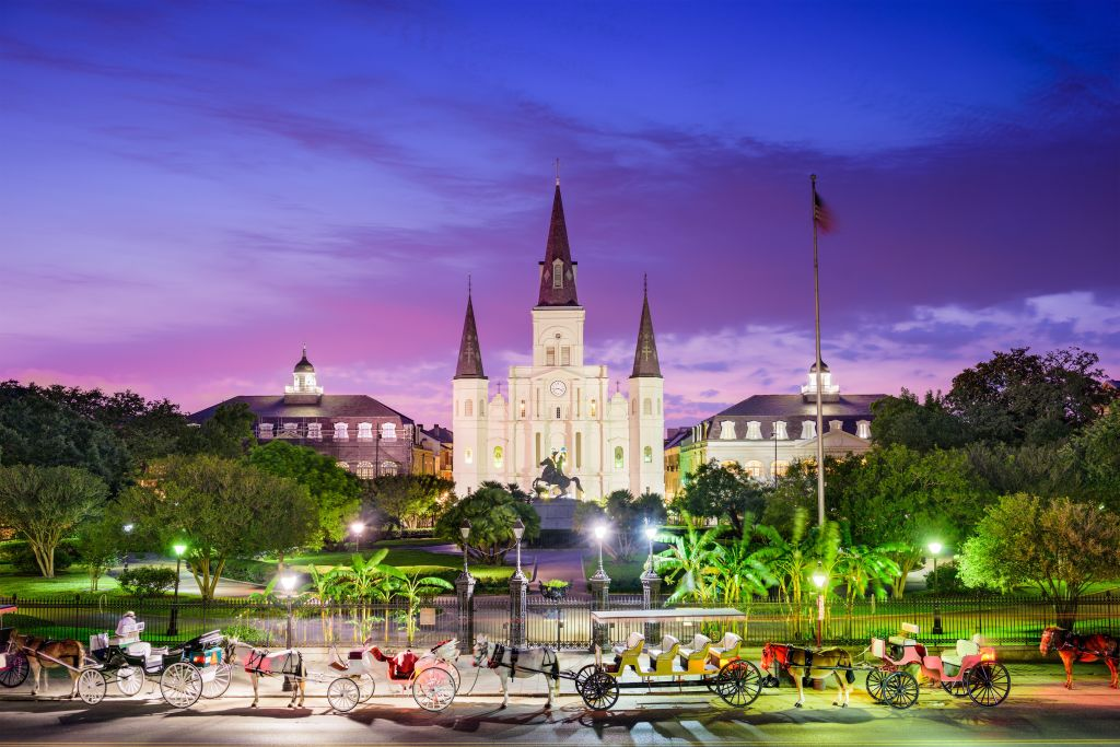 City of New Orleans, Louisiana, New Orleans