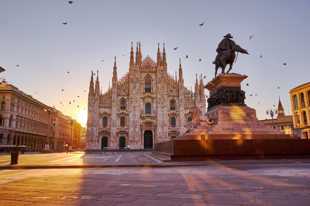 Europe, Italy, Lombardy