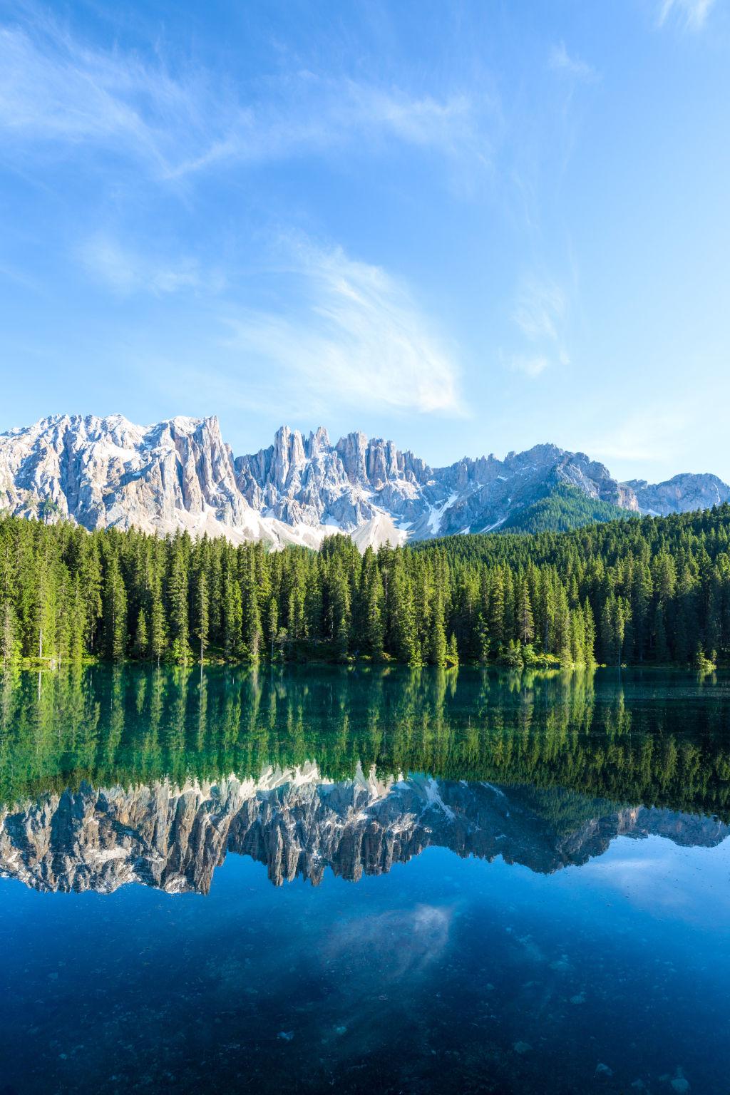 Carezza, Europe, Italy