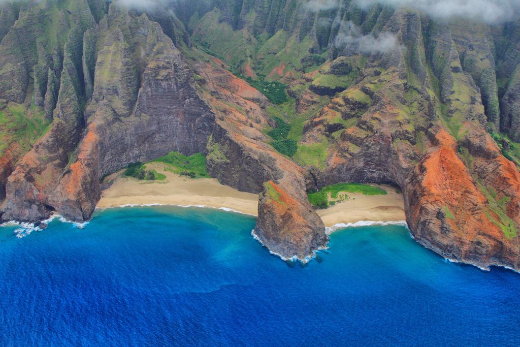 Coast, Hawaii, Kauai