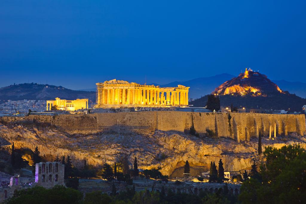 Architecture, Athens, Attica