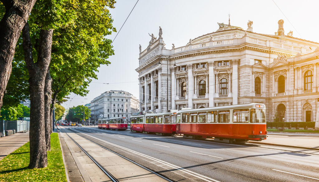 Austria, Cable Car, Europe