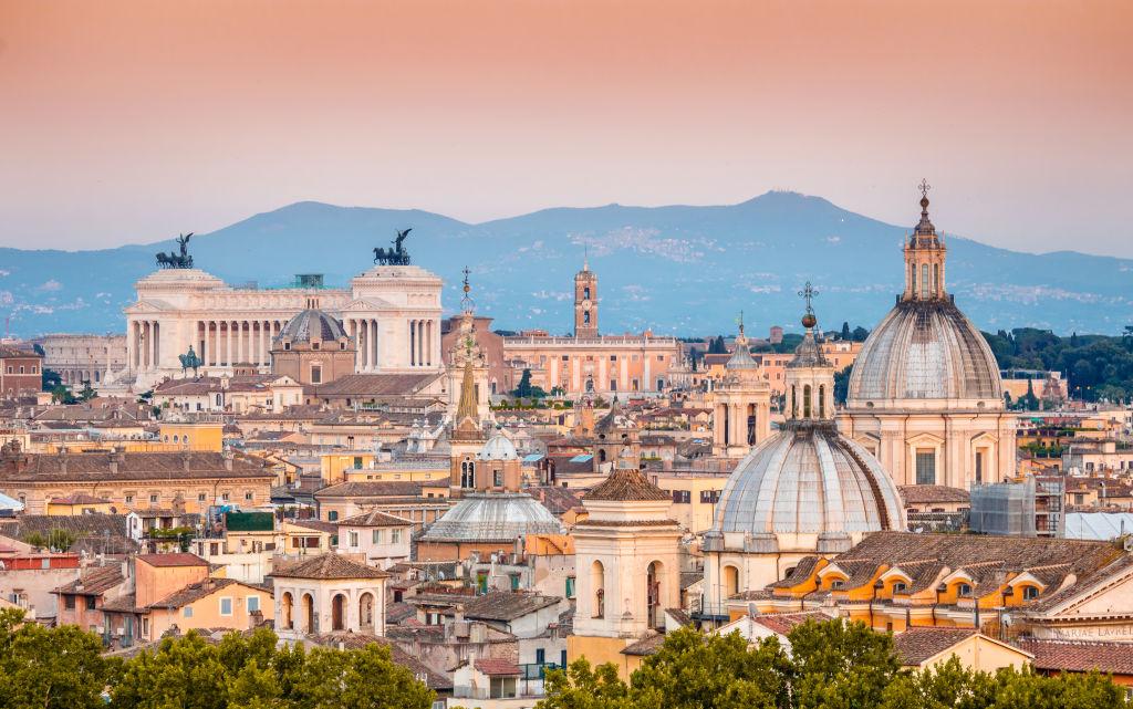 Europe, Italy, Latium