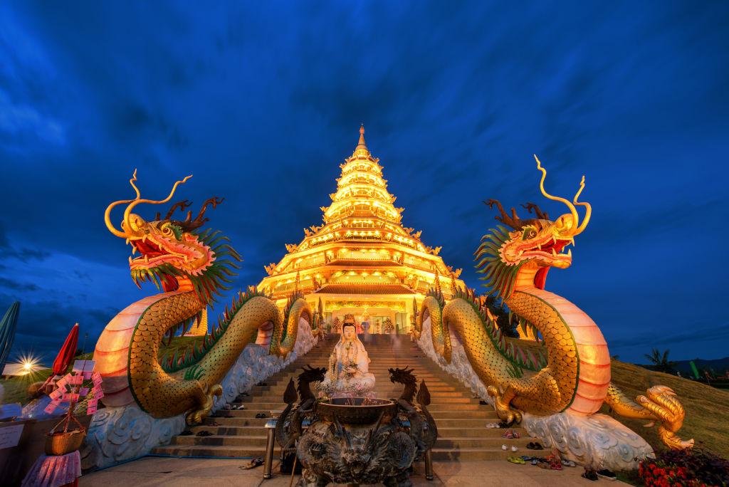 Asia, Bangkok, Dinosaur