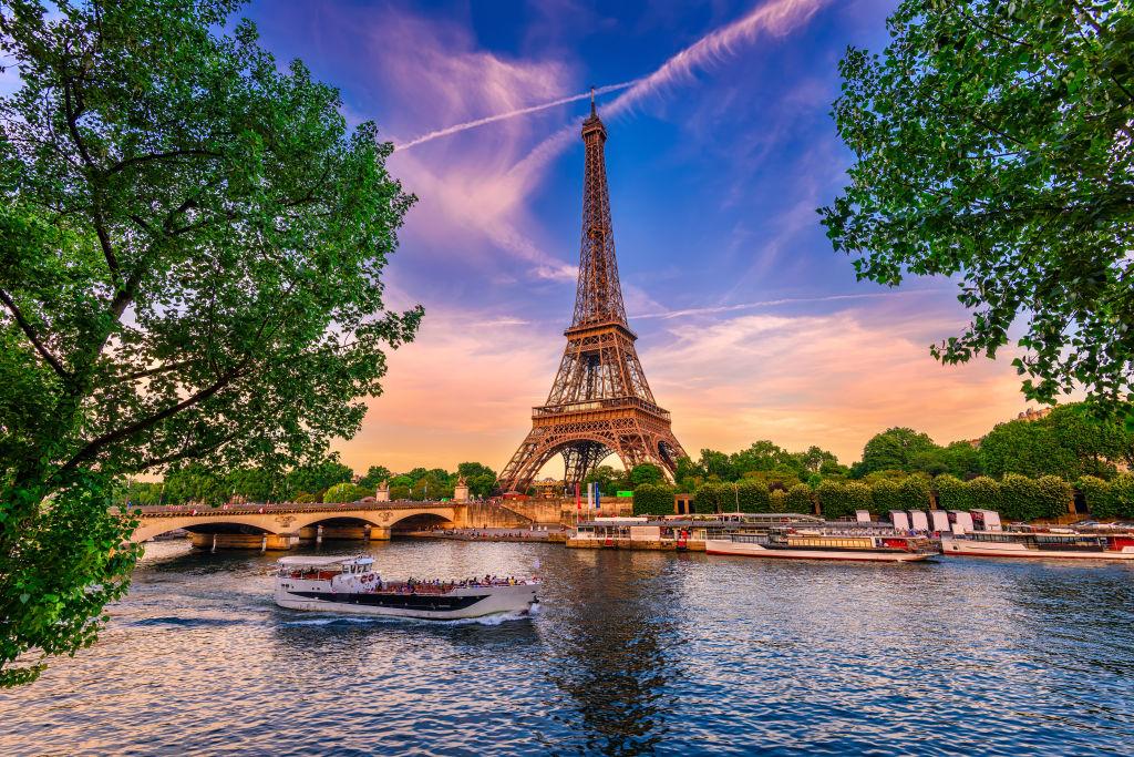 Europe, France, Île-de-France