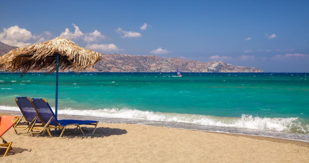 Beach, Coast, Crete