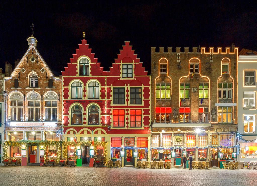 Architecture, Arrondissement of Bruges, Belgium