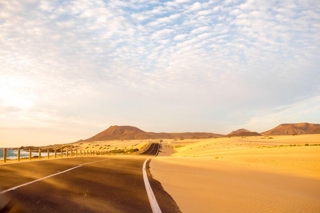 Canary Islands, Desert, Dune