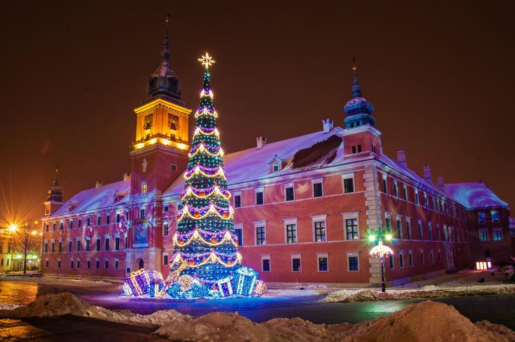 Christmas Tree, Europe, Masovian