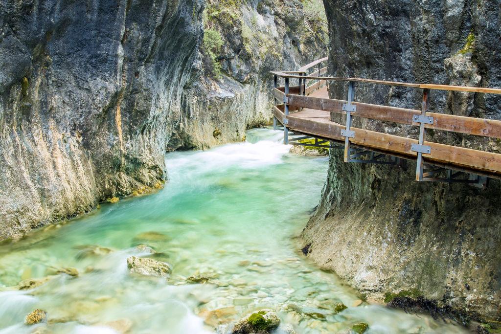 Andalusia, Cazorla, Creek