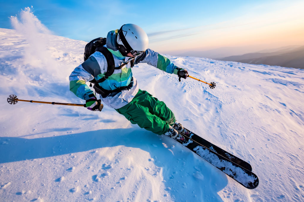 Adventure, Carpathians, Cross-country skiing