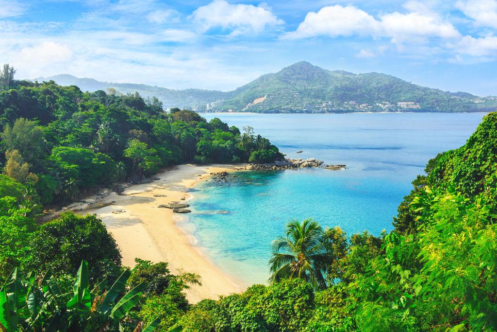 Andaman, Azure, Blue