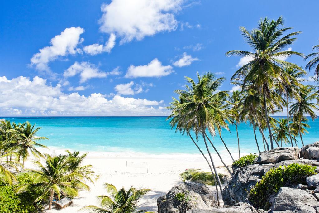 Azure, Barbados, Bottom Bay