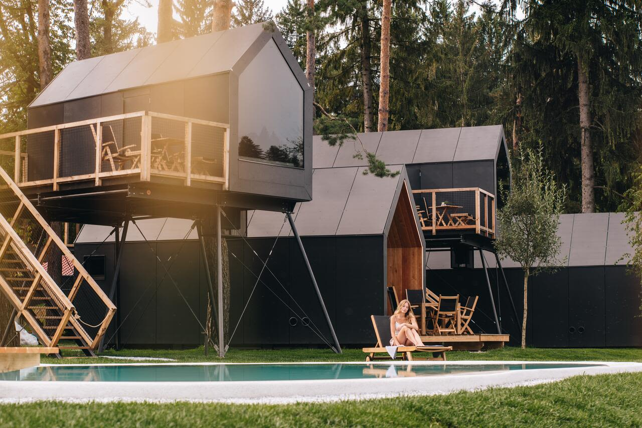 Is this the best glamping site EVER?