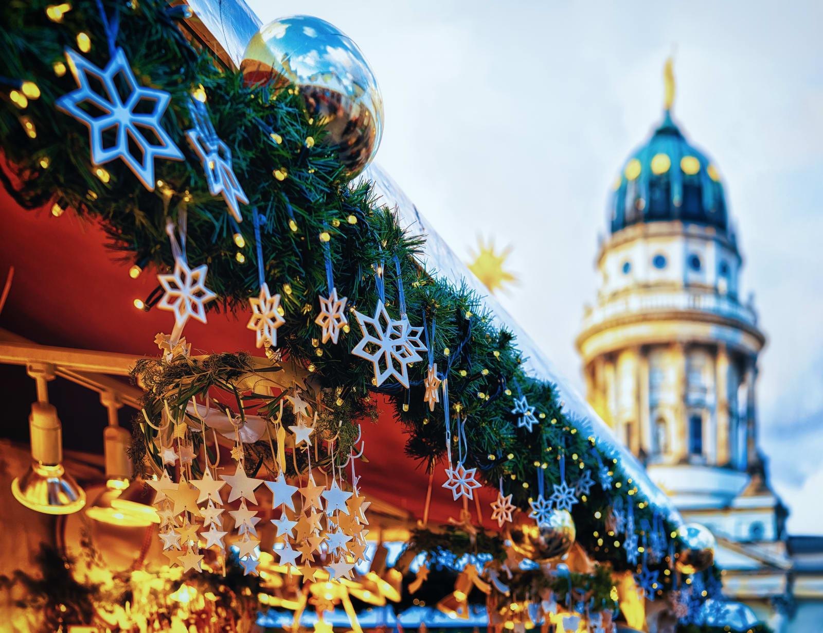 Weihnachtsmarkt in Berlin, Gendarmenmarkt
