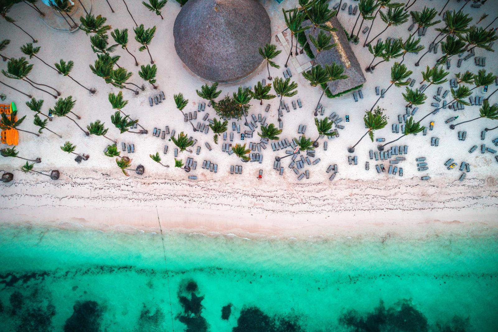 Beach, Coast, Cruz De Isleño