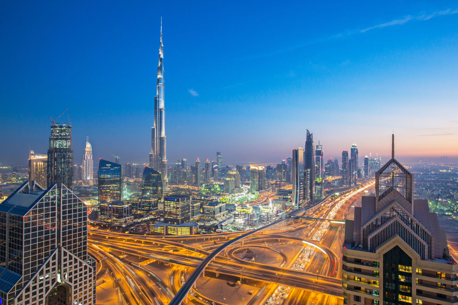 Asia, Dubai, Dubai City