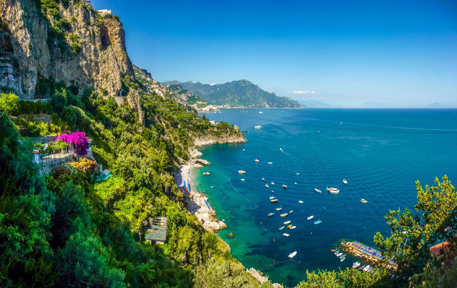 Amalfi Coast, Campania, Europe