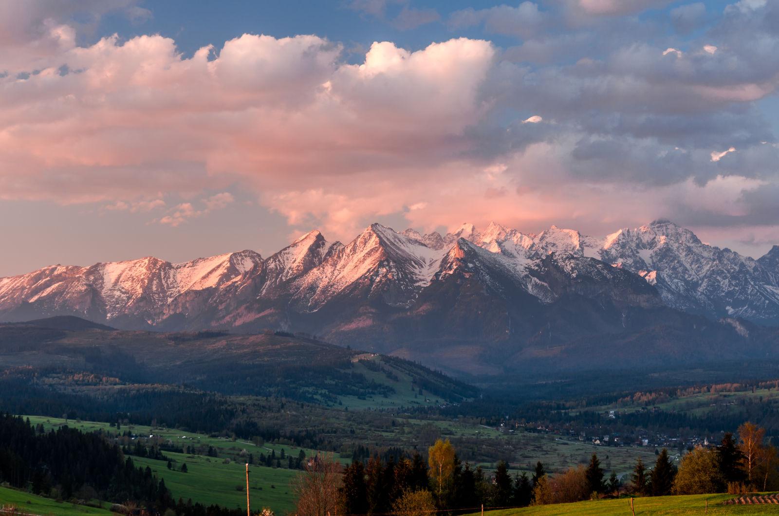 Europe, Slovakia, Tatra Mountains