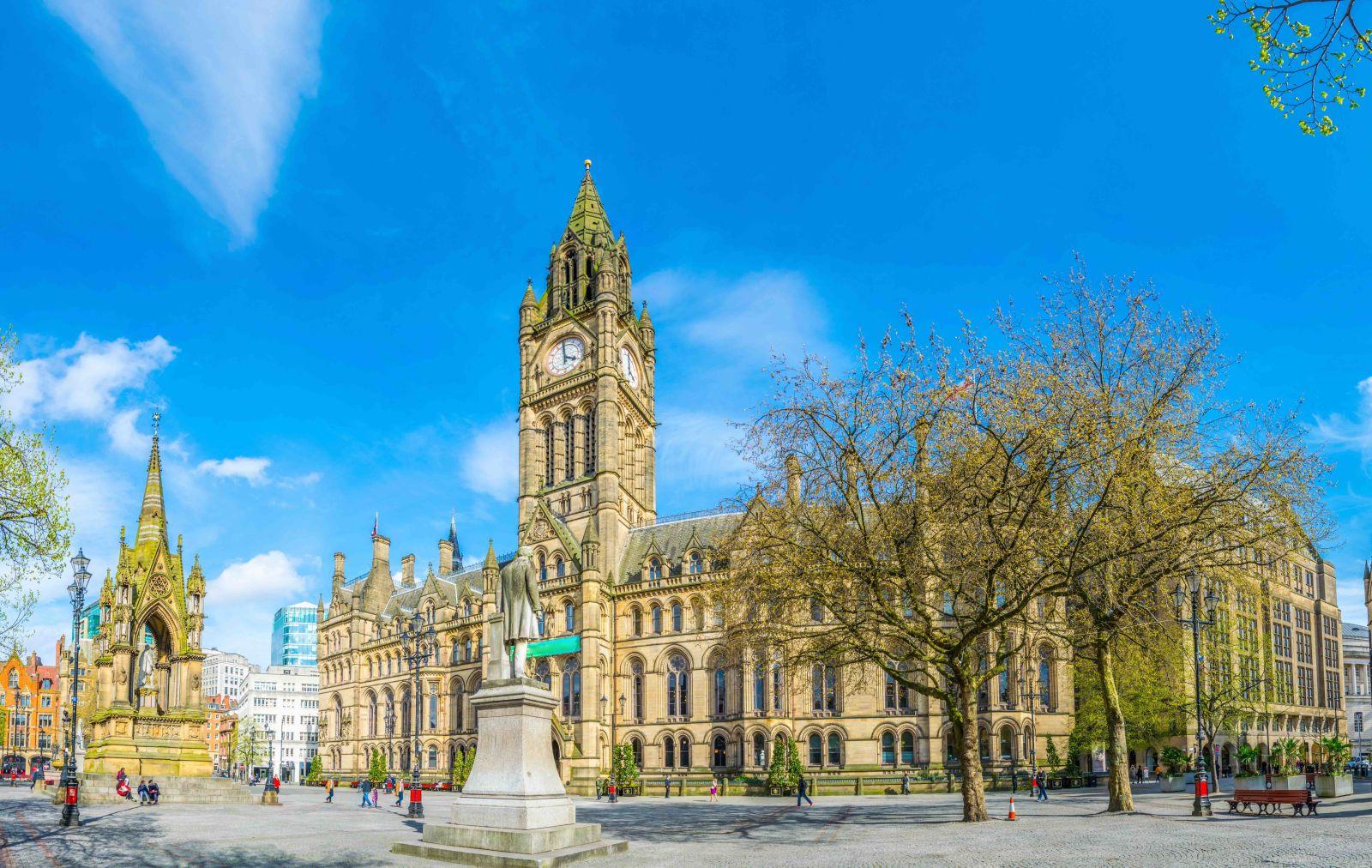 City, Clock tower, England