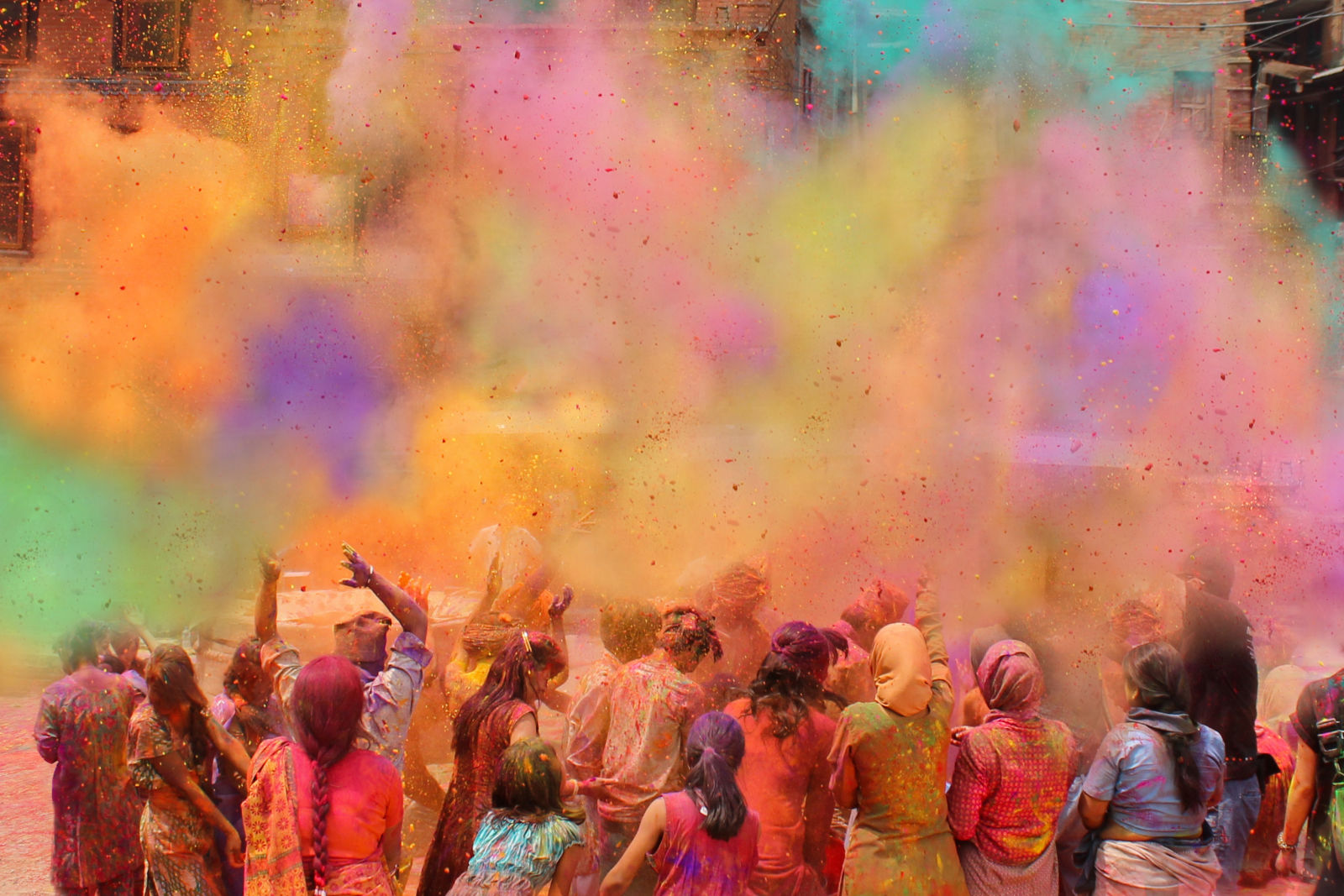 Asia, Crowd, Festival
