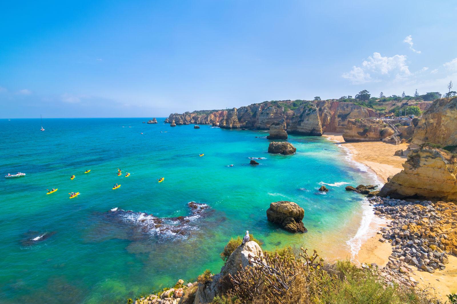 Algarve, Europe, Faro