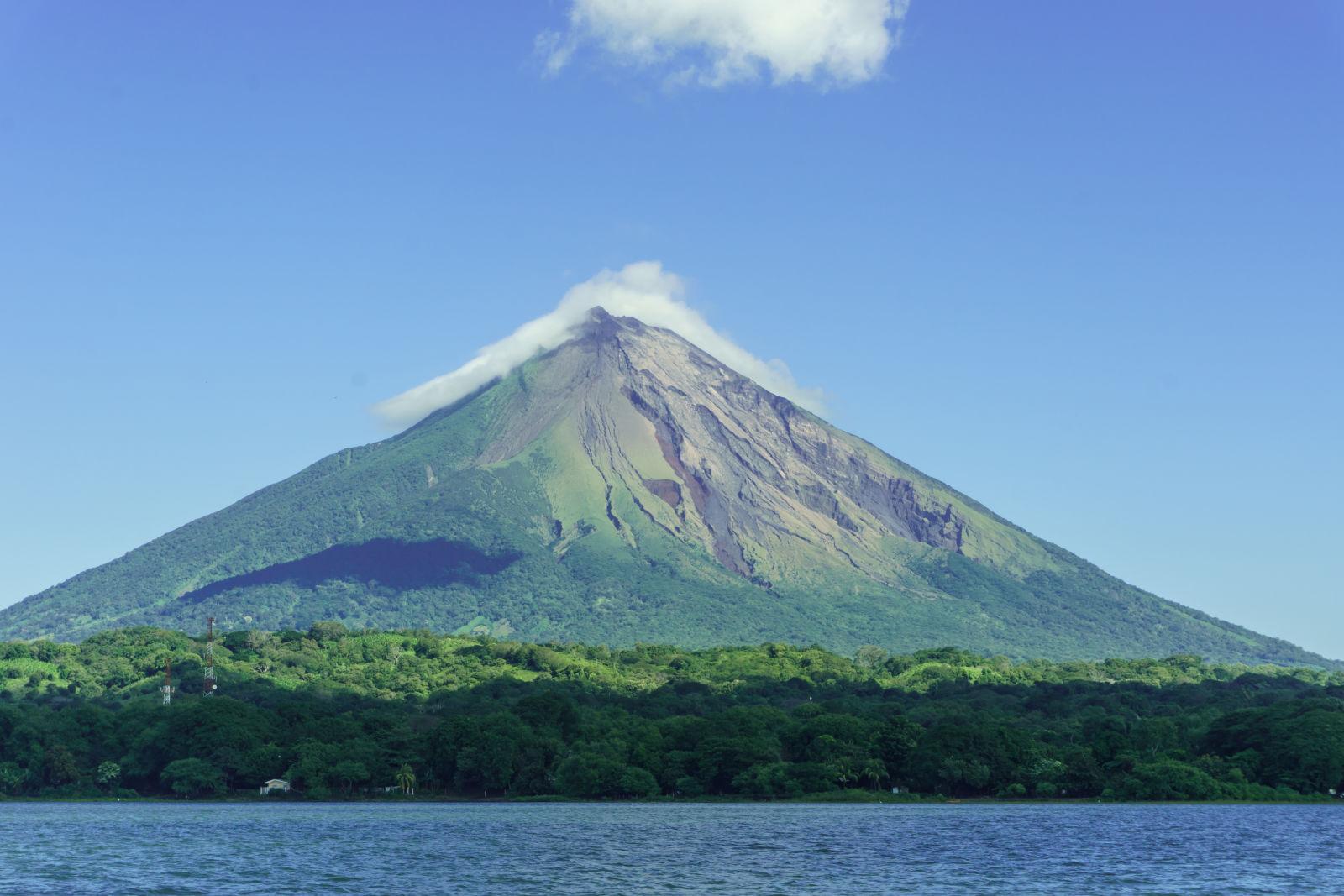 Concepcion Vulcan an der Ometepe Insel, Nicaragua
