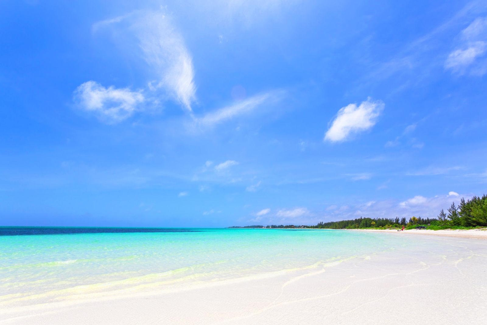 Bahamas, Beach, Coast