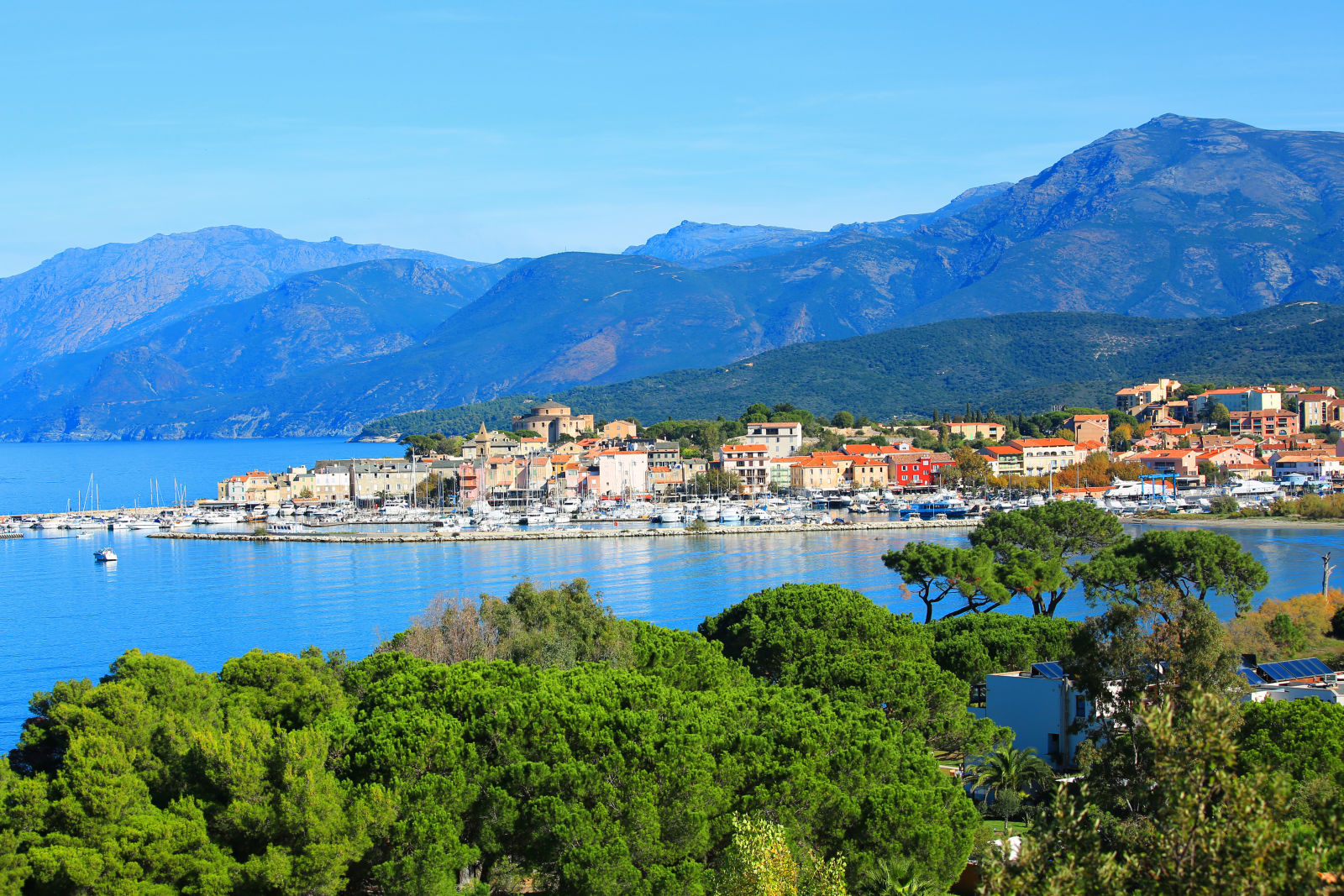 Saint Florent en Corse, France