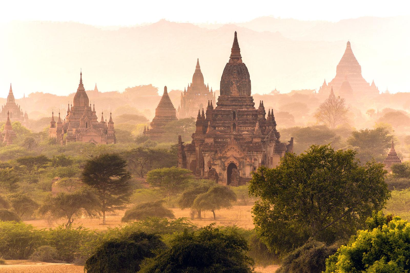 Asia, Bagan, Mandalay Region