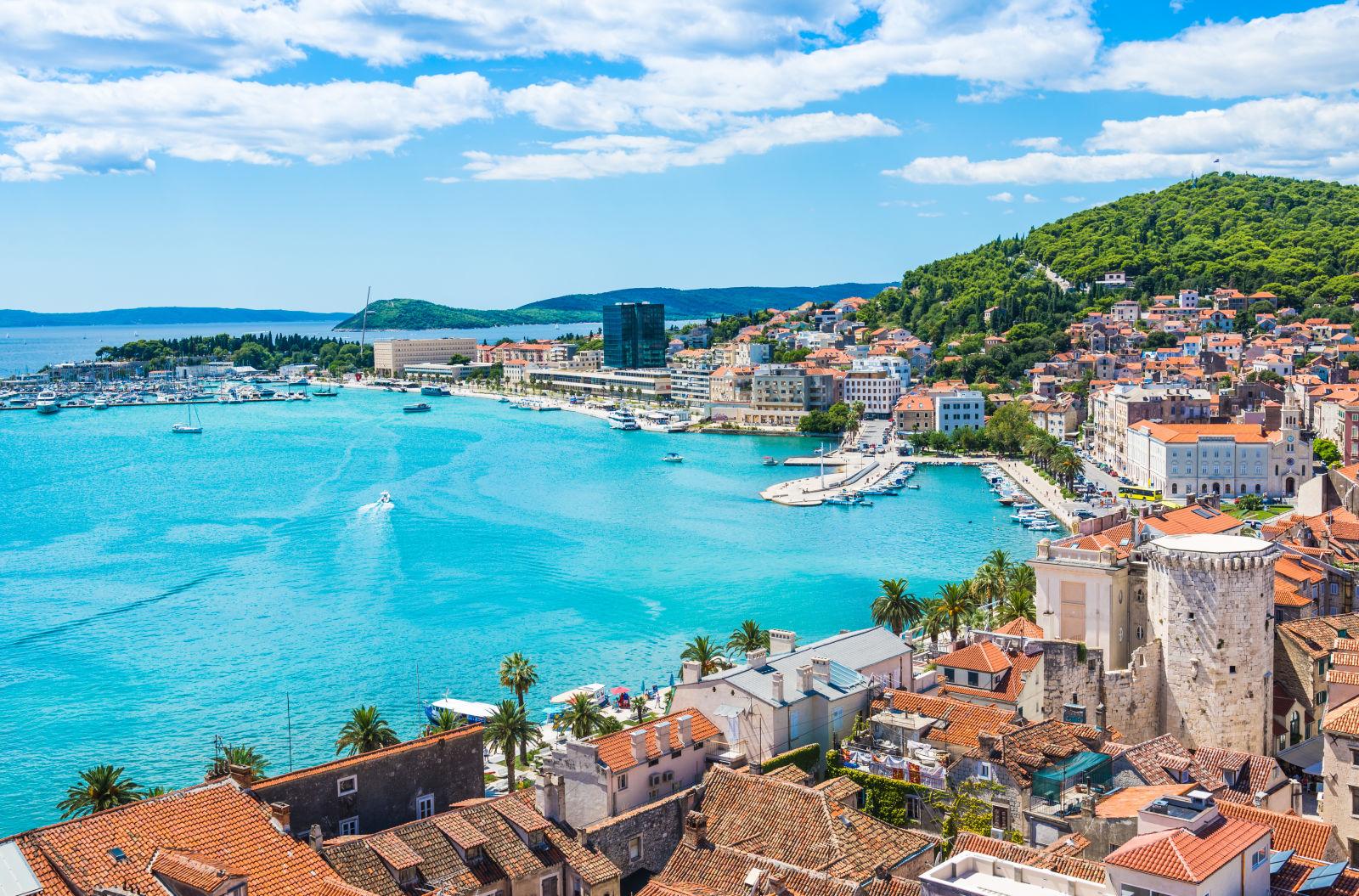 Croatia, Europe, Grad Split