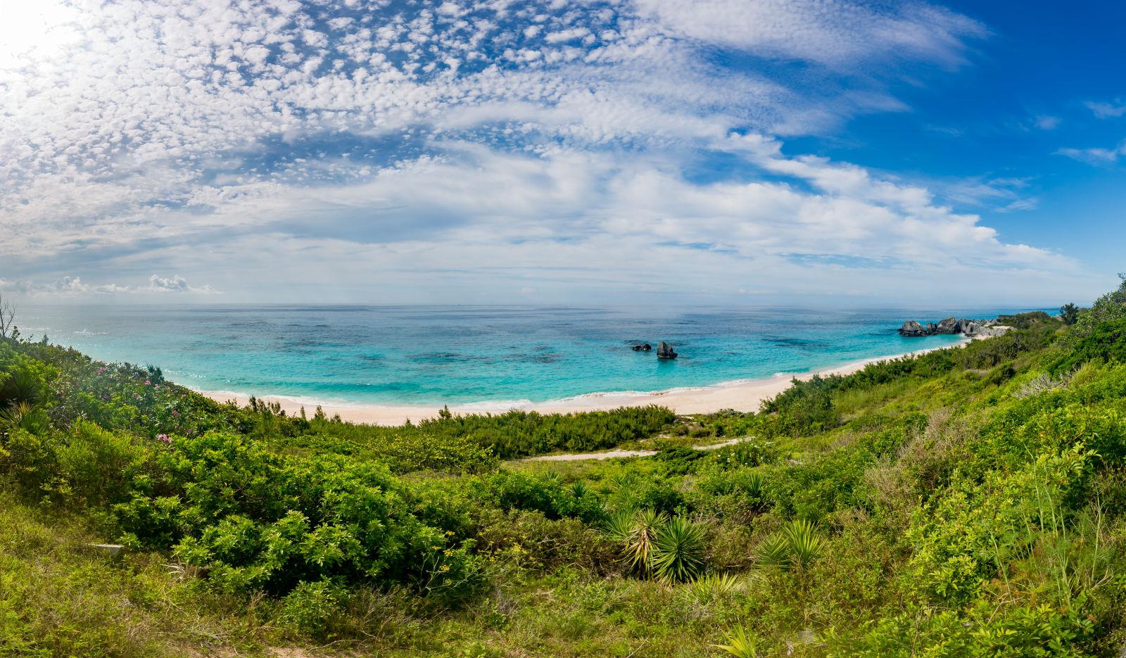 Beach, Bermuda, Coast