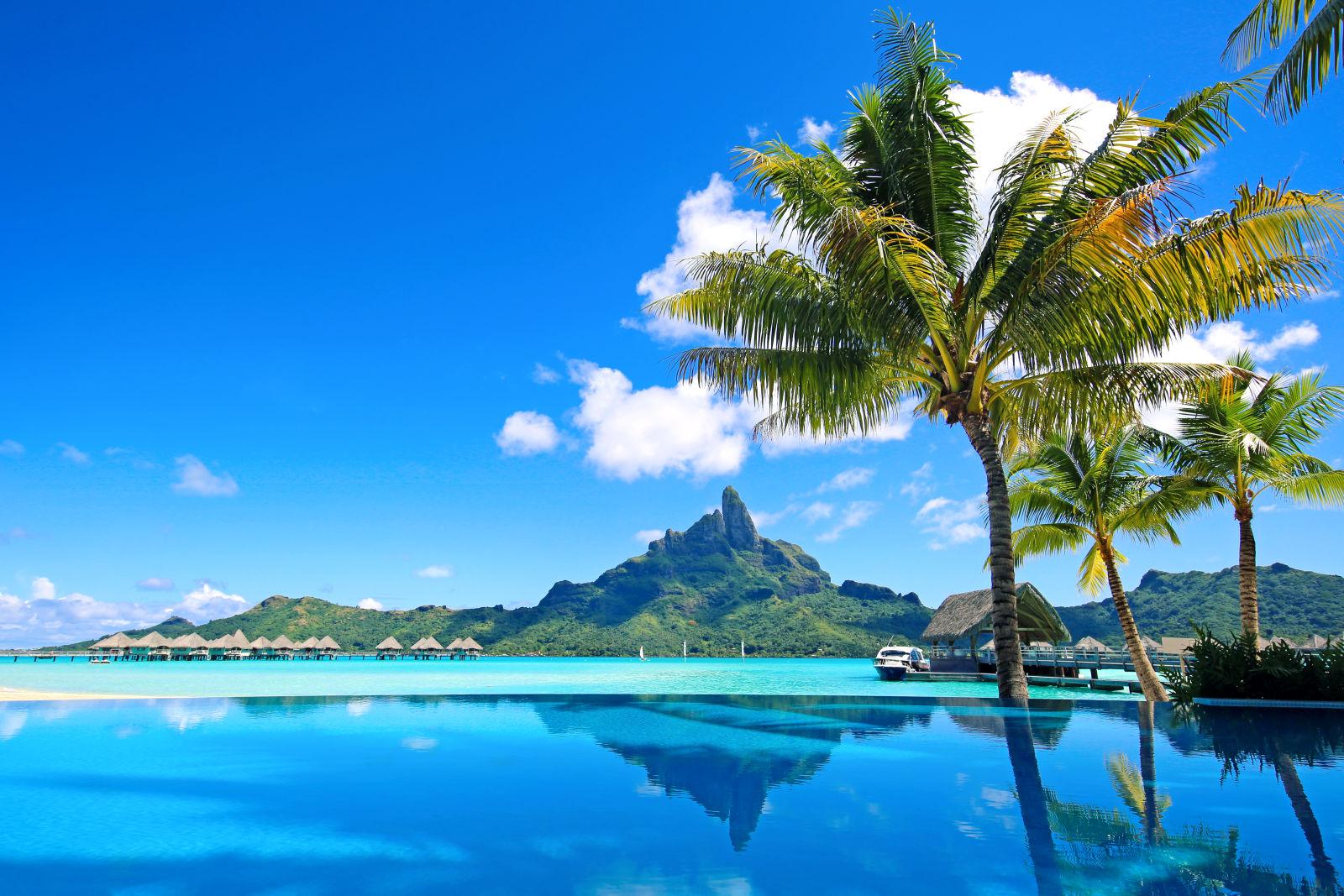 Bora Bora, French Polynesia, Leeward Islands