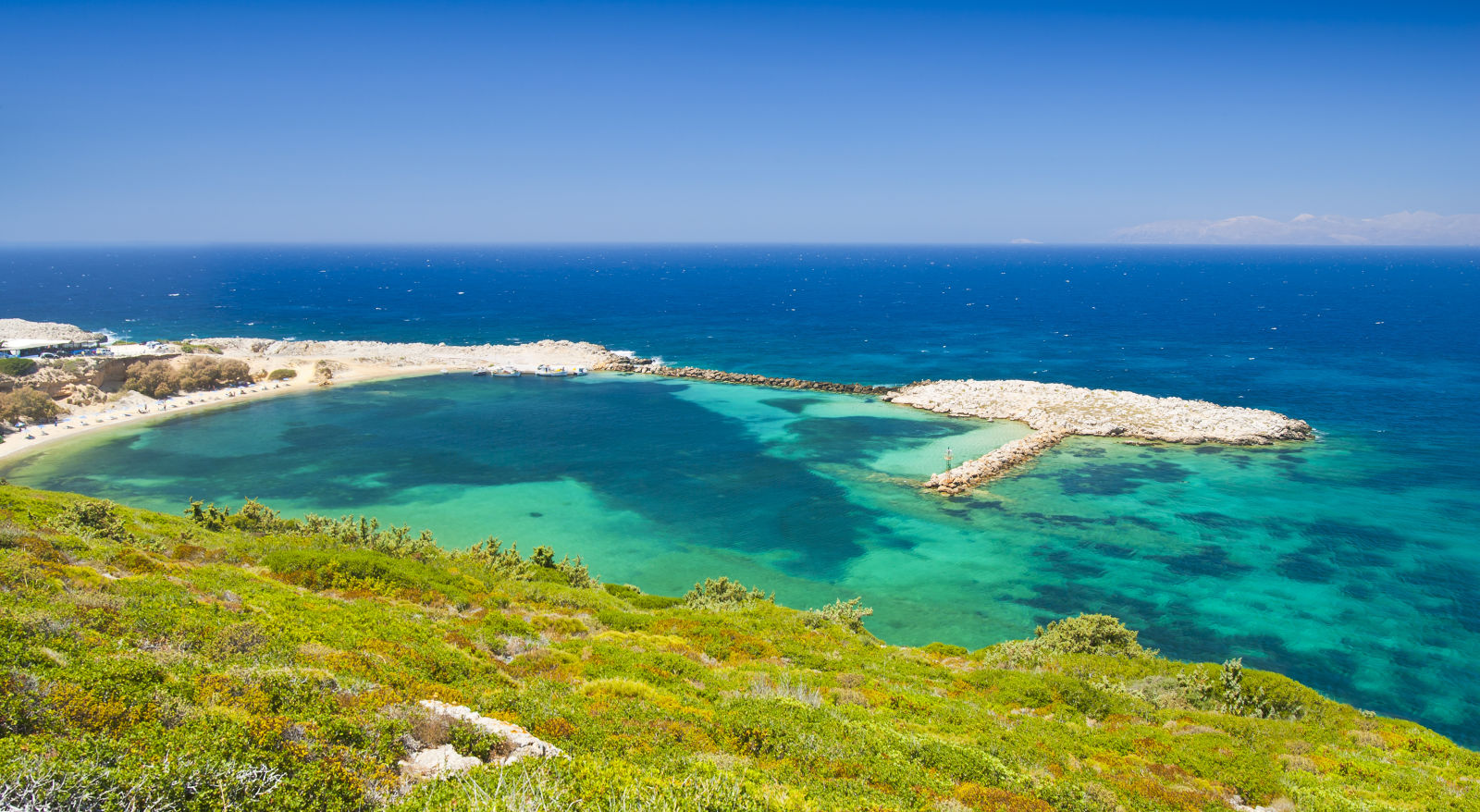 Beach, Coast, Dodecanese