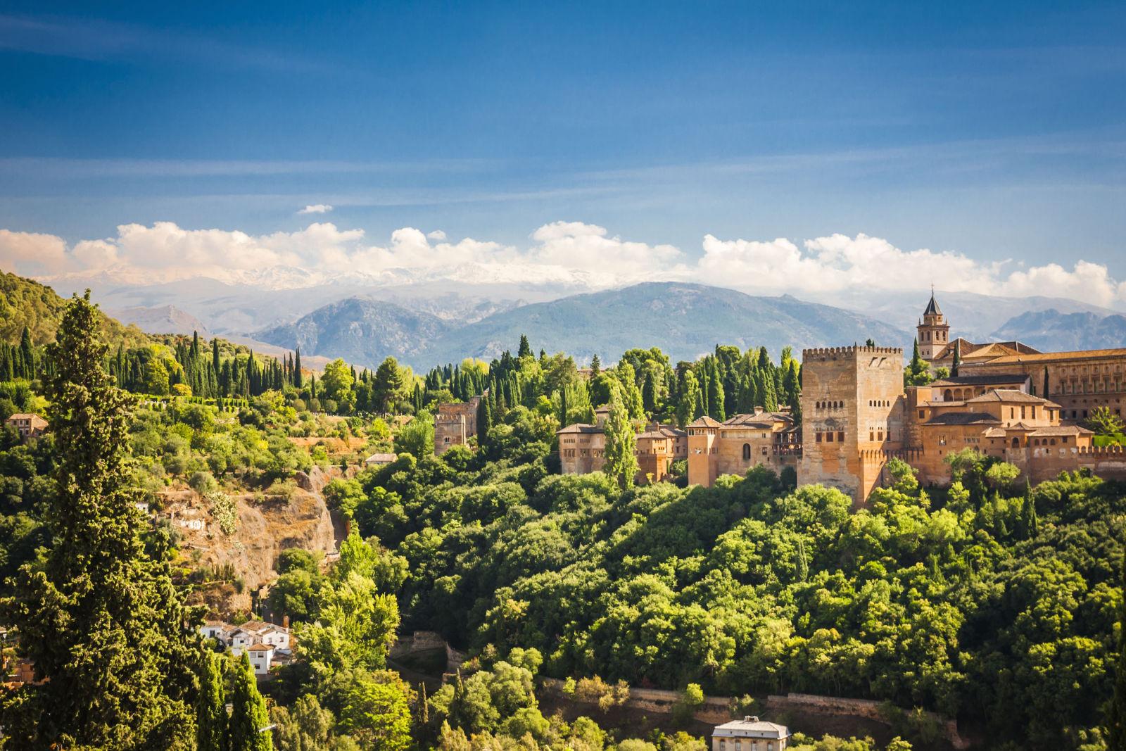 Andalusia, Europe, Granada