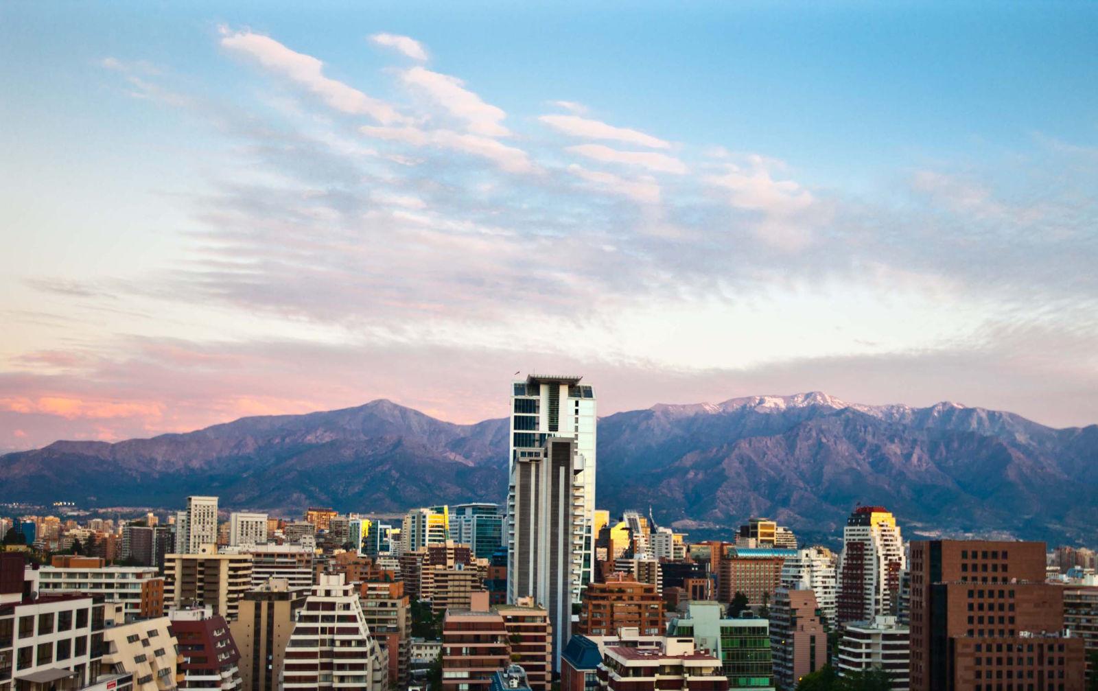 Santiago - Hauptstadt Chiles