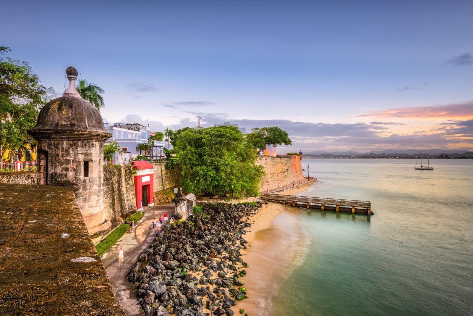 North America, Puerto Rico, San Juan