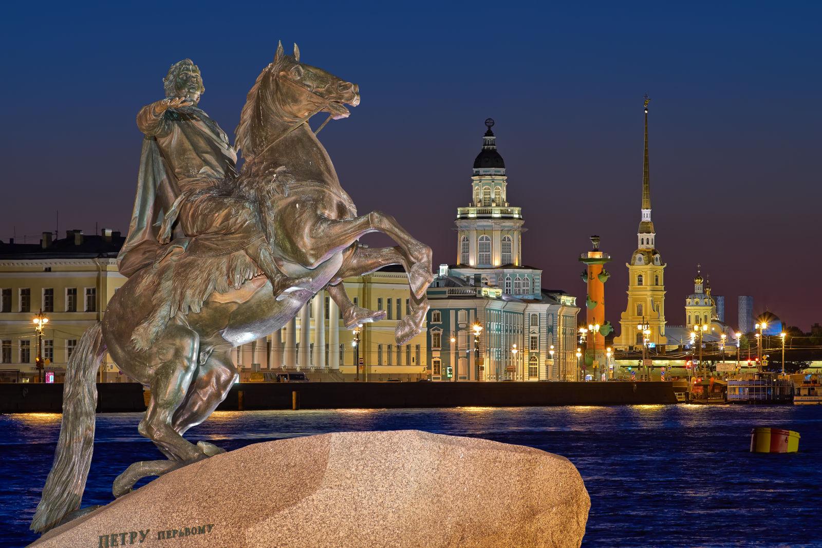 Europe, Russia, St Petersburg