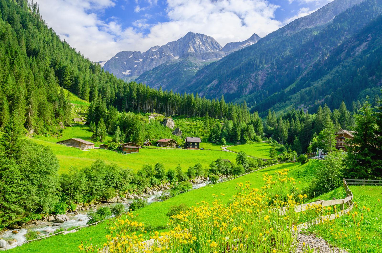 Austria, Europe, Tyrol