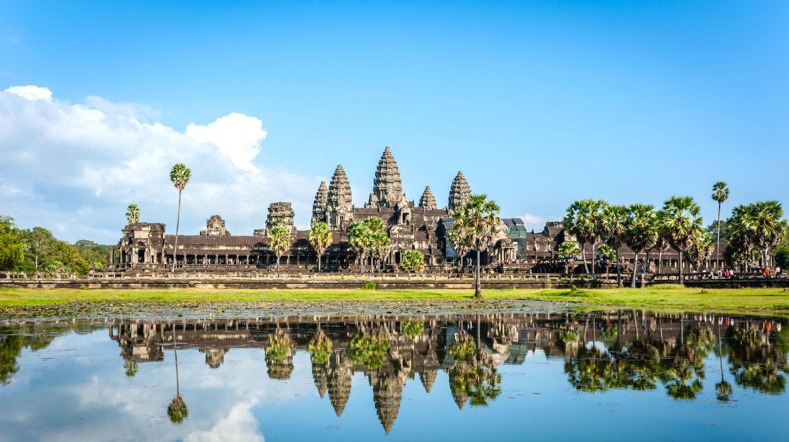Angkor Wat, Asia, Cambodia