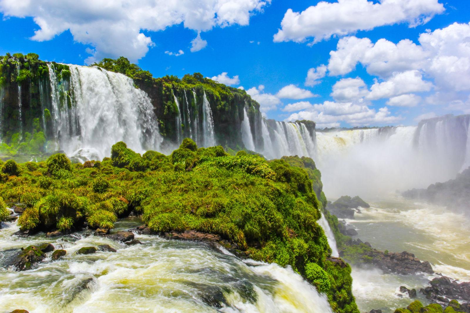 Argentina, Bush, Departamento de Iguazú