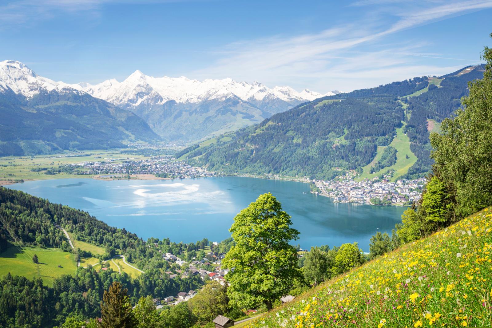 Austria, Bank, Glacier