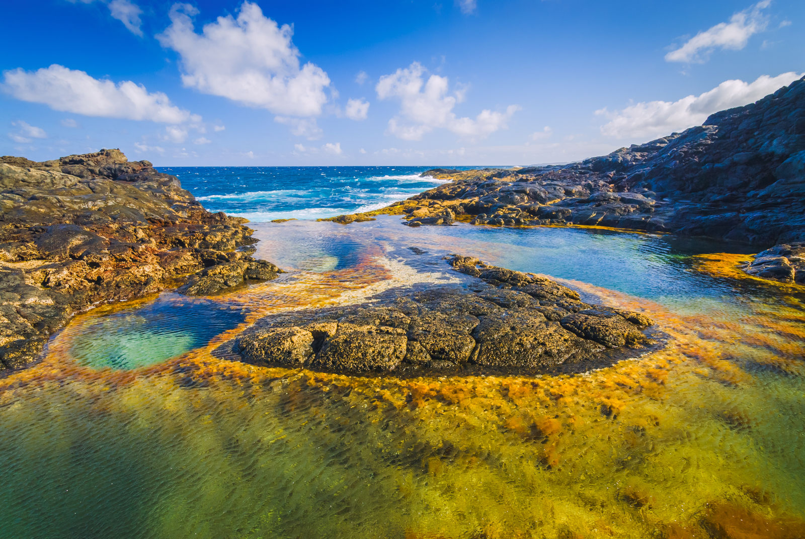 Canary Islands, Cloud, Landscape