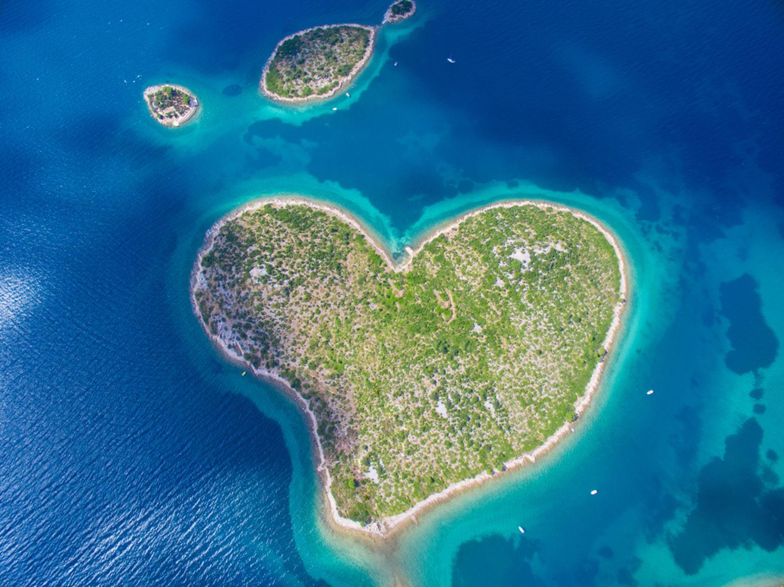 beach, Croatia, galesnjak