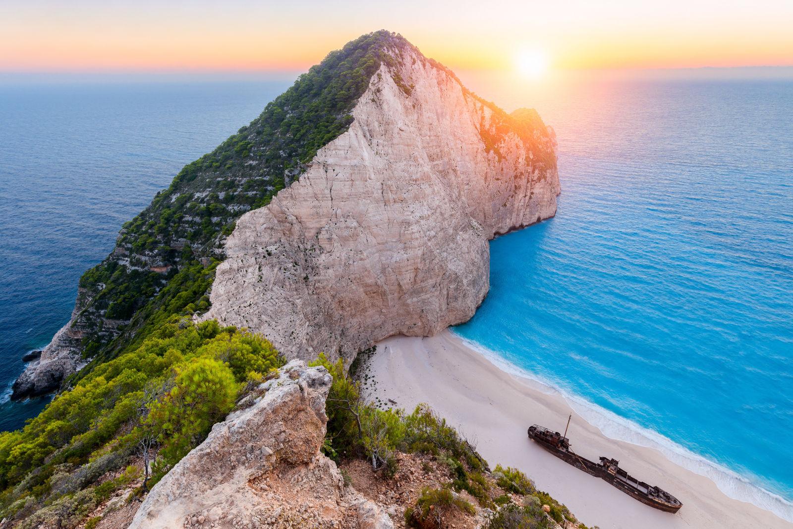 Azure, Bedrock, Cliff