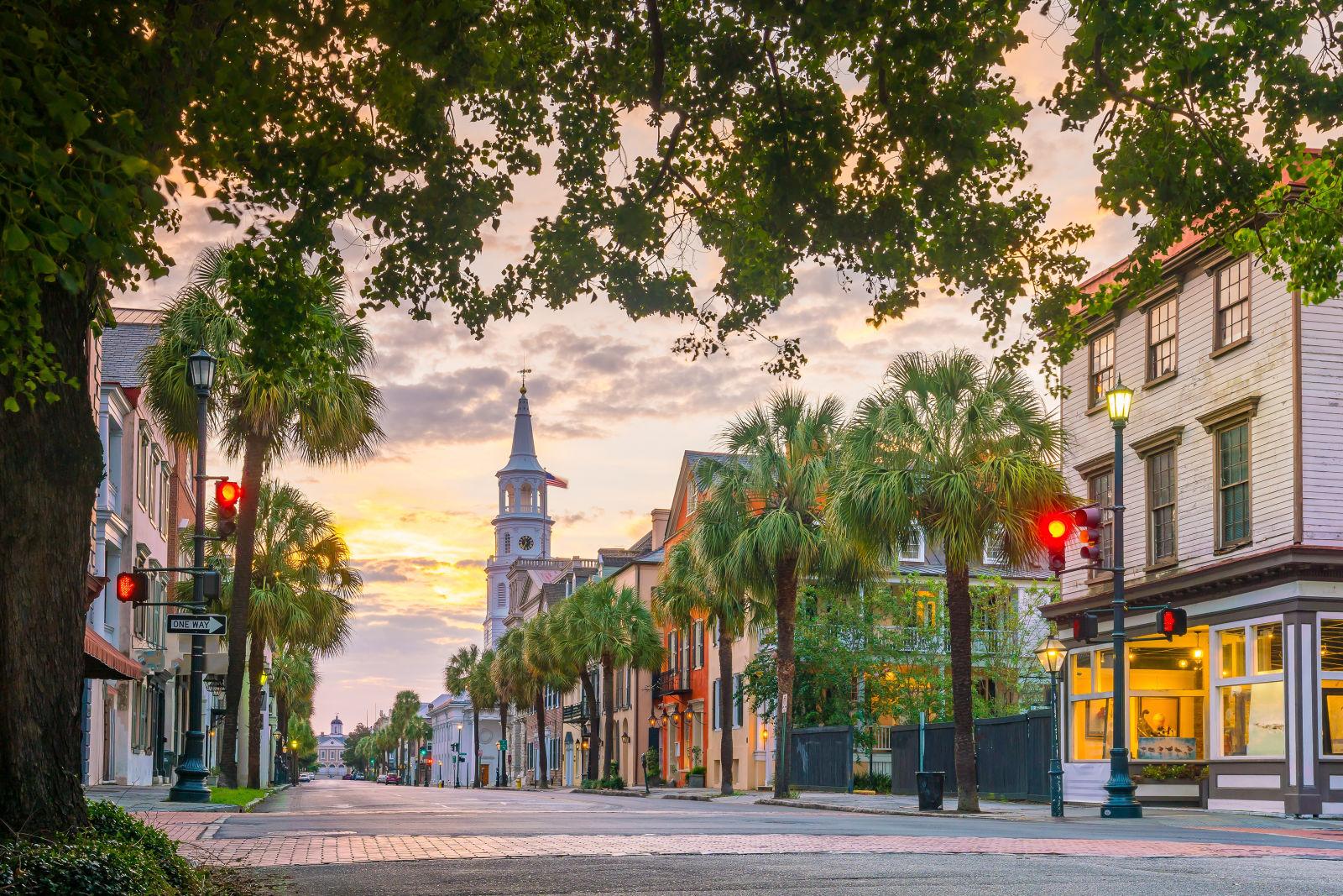 Architecture, Building, Charleston