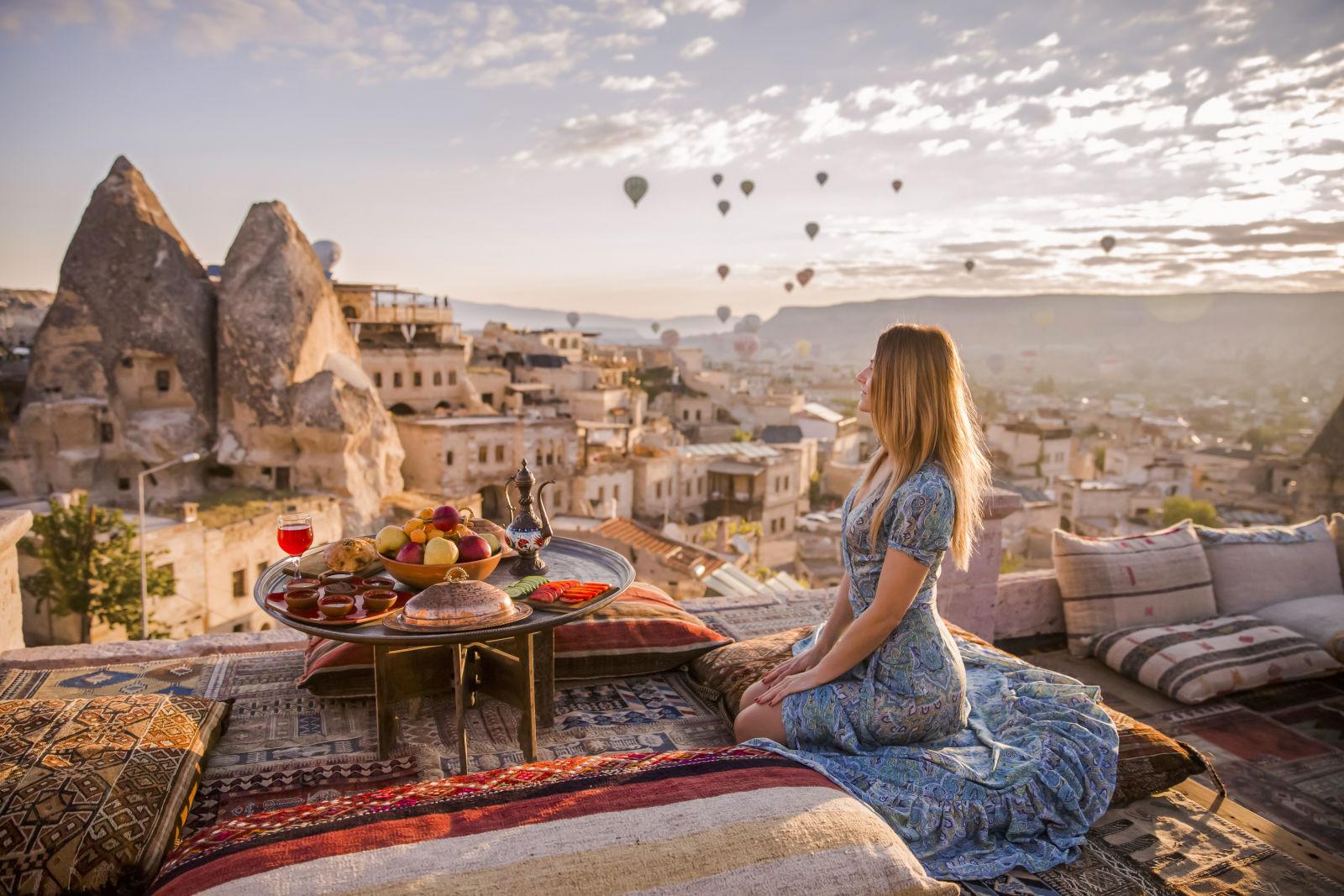 Cappadocia, Clothing, Person