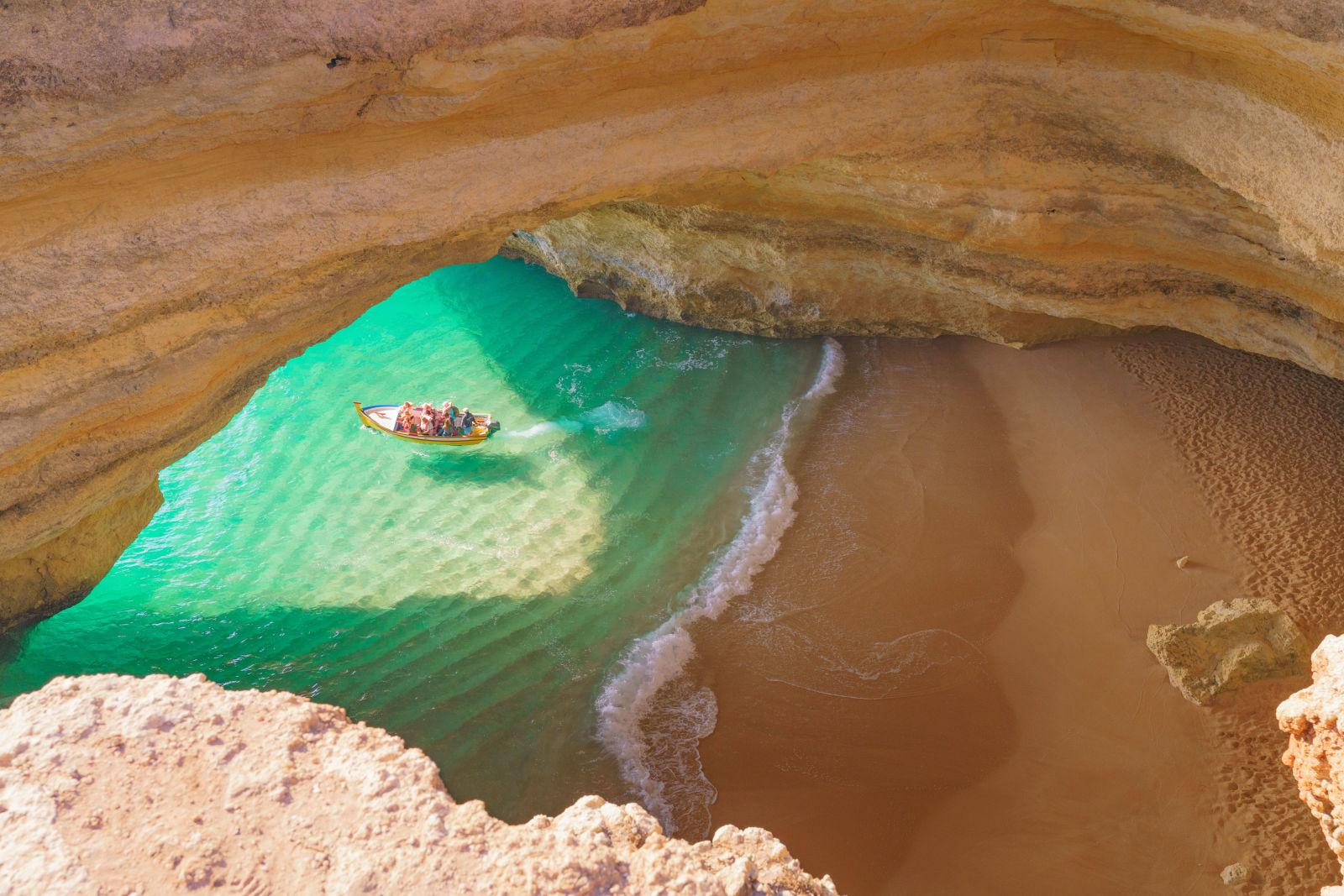 Algarve, Boat, Body of water