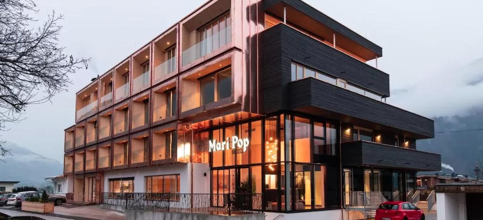 Mari Pop Hotel, Zillertal