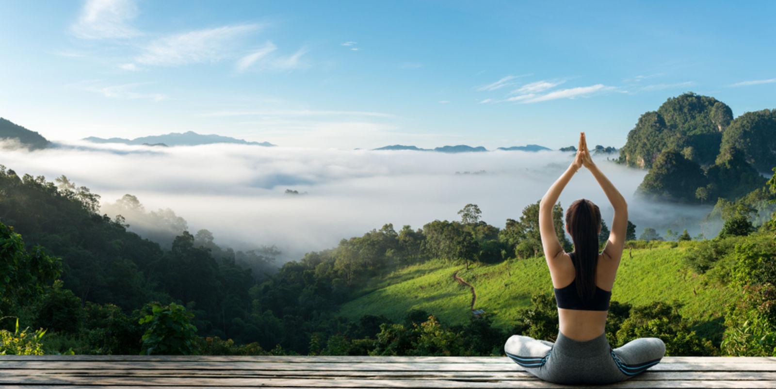 Yoga Urlaub und Retreat in den Tropen